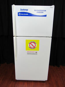 Fisher Scientific Isotemp 13 986 106a Laboratory Refrigerator And Freezer