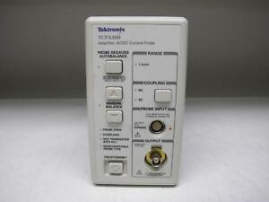 Tektronix Tcpa400 Ac dc Current Probe Cable Amplifier 50 Mhz