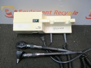 Welch Allyn 767 Series Wall Mount Transformer Otoscope Ophthalmoscope