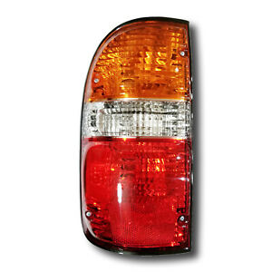 Fits 2001 2004 Toyota Tacoma Driver Left Side Tail Light Lamp Assembly Lh