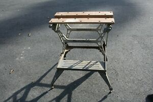 Vintage Black & Decker Workmate Portable Workbench