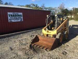 2010 Mustang 2054 Skid Steer Loader