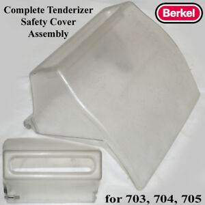 Berkel 01 409234 00020 Meat Cuber Tenderizer Safety Cover For 703 704 705