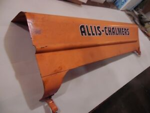 1964 Allis Chalmers D 15 Gas Farm Tractor Right Hood nice