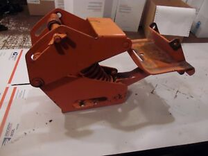 1964 Allis Chalmers D 15 Gas Farm Tractor Seat Suspension