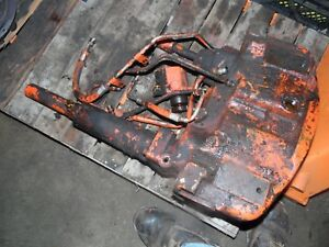 1964 Allis Chalmers D 15 Gas Farm Tractor Power Steering Assembly