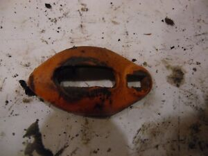 1964 Allis Chalmers D 15 Gas Farm Tractor Rear Fender Light Bracket