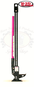 Hi Lift Jack 48 Black W Pink Handle Limited Edition Breast Cancer Awareness Ed