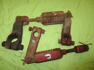 Ih Farmall C Brake Linkage Springs Arms Parts Antique Tractor