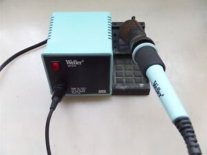 Weller Wtcpt Soldering Station With Tc201t Iron