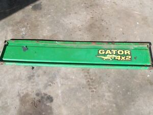 Genuine John Deere 4x2 Gator Rear Tailgate Am143763