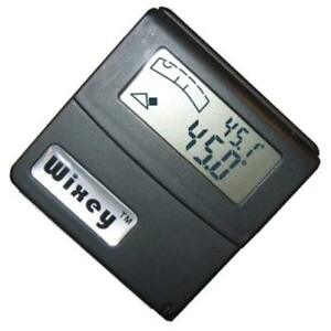 Wixey Wr365 Digital Angle Gauge And Level new