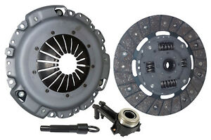 Hd Clutch With Slave Kit A e For 2004 2012 Ford Ecosport 2 0l L4 Gas Dohc N a
