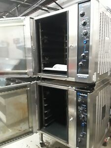 Two Commercial Restaurant Ovens 2 Moffat Convection Ovens Very Nice Very Clean
