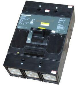 Mal36500 Square D Panel Mount Feed Thru Circuit Breaker