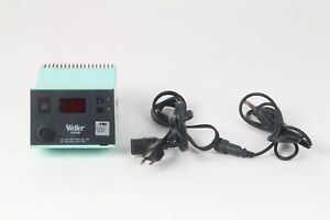 Weller Wsd80 Soldering Station With Soldering Pencil