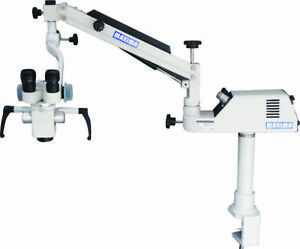 New Led Dental Portable Microscope With Beamsplitter Cmount ccd Digital Camera