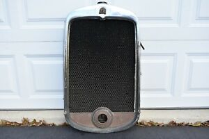 Chevrolet 1929 1930 1931 Honey Comb Radiator And Shell Chevy Pa