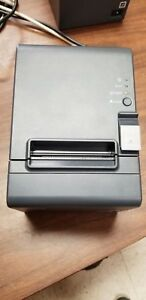 Epson Tm t20 Point Of Sale Thermal Printer Serial Connection Brand New