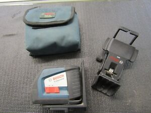 Bosch Gll 2 45 Self Leveling Laser Level