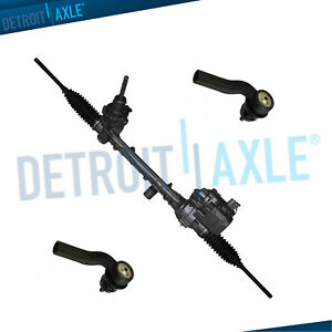 Electric Rack And Pinion Assembly Outer Tierods 2012 2014 2017 Ford Focus