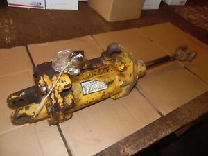 Minneapolis Moline Farm Tractor Implement Lift Cylinder