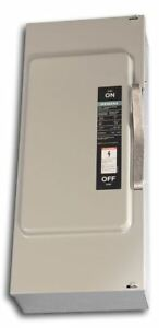 New Jn424 Safety Switch 200 Amp By I t e