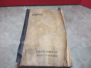Fujitsu Fanuc Ikegai Fx25n Fs 5t A02q 0030 j411 J219 Cnc Instruction Manual