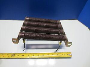 Tree J 425 Cnc Vertical Mill Milwaukee Power Coils Resistor 100 Ohm 11 93