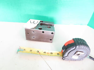 Ikegai Tc8 Cnc Lathe Turret Tooling Tool Holder 3