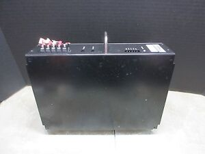 Mitsubishi Power Pd14c 2 164095 0007 Cnc 91 05 Edm Dwc 90 Power Supply