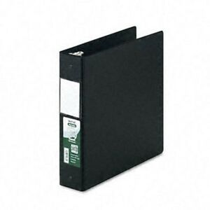 Lot Of 9 Samsill Antimicrobial 2 Binder 11x8 5 3 O ring Black free S h