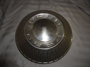 Ford Galaxie Fairlane Ltd Police Fomoco Hubcaps Wheel Covers Center Caps Vintage