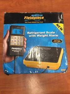 Fieldpiece Srs1 Residential Light Commercial Refrigerant Scale