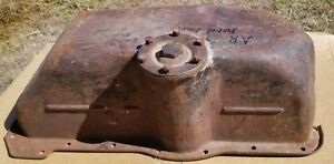 Model A Ford Ar Early 1928 Oil Pan For Four Banger
