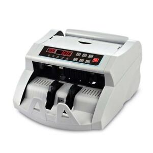 Money Currency Cash Counter Machine Counting Uv mg Bill Detection Automatic Led