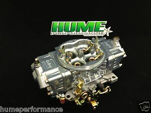 E85 Holley 850 Hp Double Pumper Carb Carburettor New Ethanol 0 82851 Drag Race