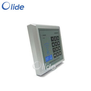 Door Access Keypad Rfid Id Cards Proximity Reader With Password