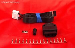 Tesla Can Diagnostic Cable For Ms Mx Sept 2015 And Up Self Crimp Obd Ii