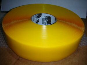 Mighty Line 2ry Deluxe Yellow Vinyl Safety Floor Marking Tape 2 In W 100 Ft Nos