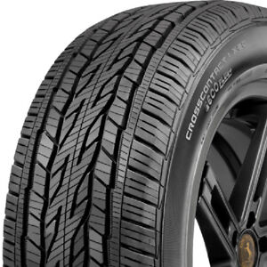 Continental Crosscontact Lx20 235 70r16 106t Owl Tire