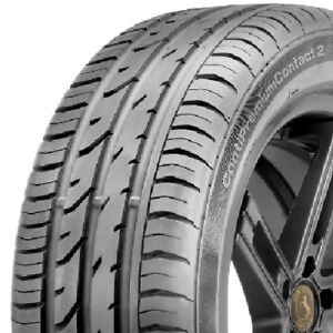 Continental Contipremiumcontact 2 175 65r15 84h Bsw Touring Tire