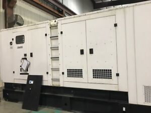 450 Kw Perkins Generator Model P626ex
