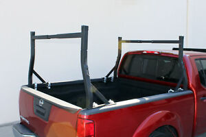 Adjustable Aluminum 800lbs Pick Up Truck Utility Ladder Rack Ford Chevy Dodge