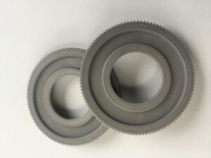 2 Helical Gears For All Servo Power Feed Models 140 150 M4737 Usa Made