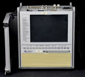 Wandel Goltermann Wwg Ant 20se Portable Industrial Pc Advanced Network Tester