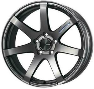 Enkei Pf07 18x9 5 5x114 3 40mm Dark Silver Wheel 490 895 6540ds