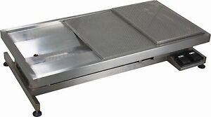 New Ft 862 Low Low Stainless Steel Electric Veterinary Surgical Operation Table