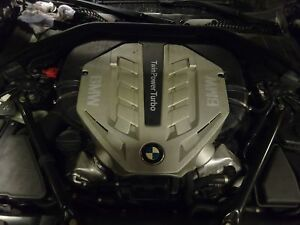 Engine 2011 Bmw 750 Rwd 4 4l Twin Turbo Motor With 94 751 Miles