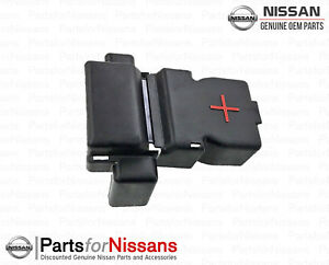 Genuine Nissan Positive Battery Terminal Cover 24345 89915 New Oem
